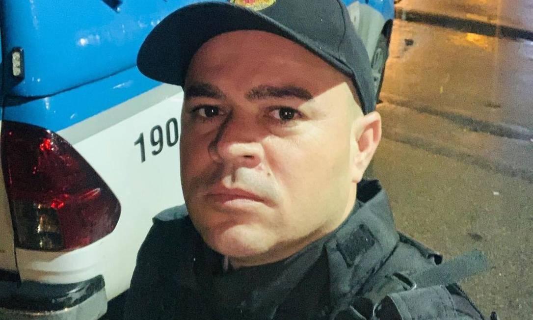 O soldado Ivanildo Silva de Oliveira, de 39 anos Foto: Reprodução