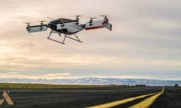 A Airbus realizou cerca de 50 voos de teste desde 2018. Foto: Reprodução