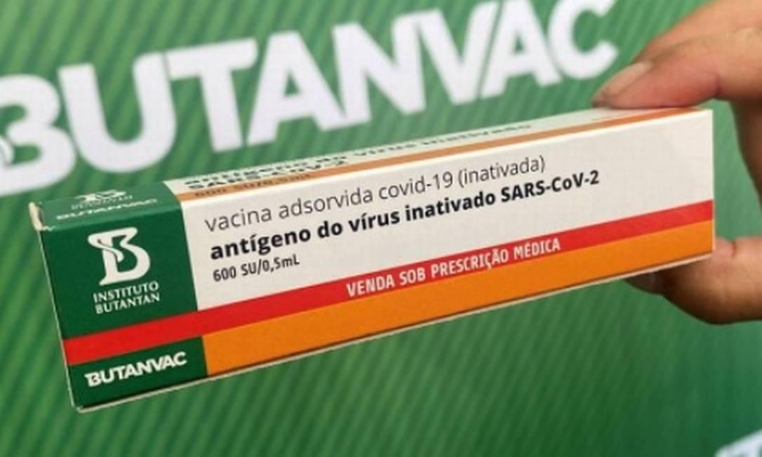 Testes em humanos da ButanVac foi autorizado pela Anvisa Foto: Divulgação