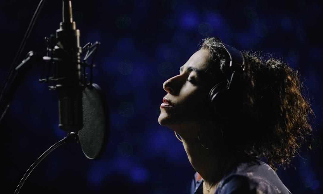 A cantora Marisa Monte Foto: Elisa Mendes / Divulgação