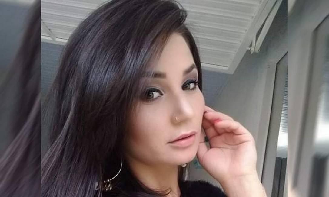 A estudante Rebeca Cristiny Damasceno, de 28 anos Foto: Reprodução