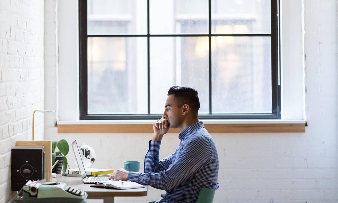 Modelo de home office funcionará em conjunto com o presencial no futuro Foto: Pixabay
