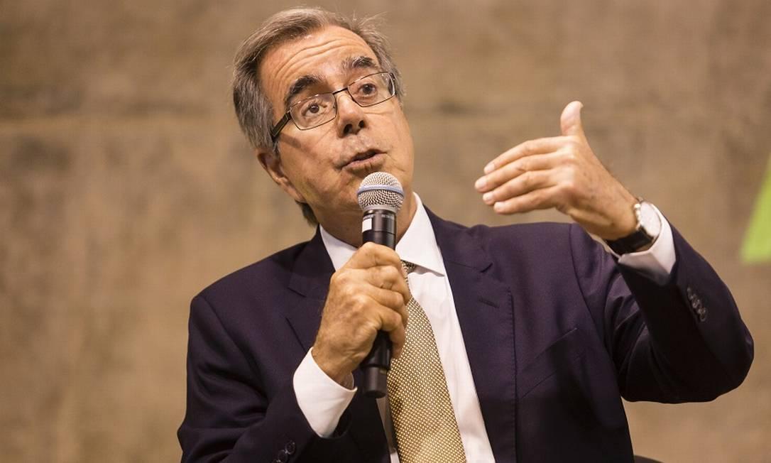 Carlos Langoni, ex-presidente do bc Foto: Fernando Lemos / Agência O Globo