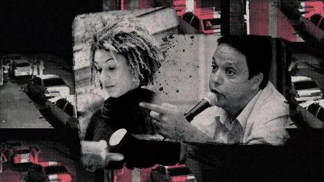 Envolvimento no caso Marielle Foto: Editoria de Arte