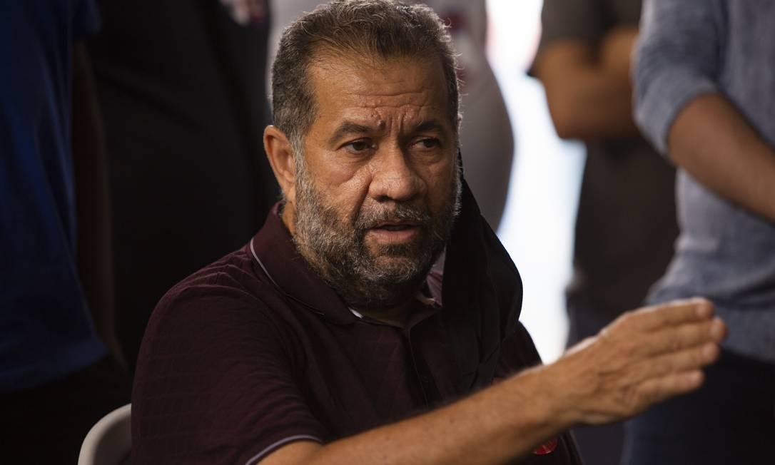 Presidente nacional do PDT, Carlos Lupi Foto: Gabriel Monteiro / Agência O Globo