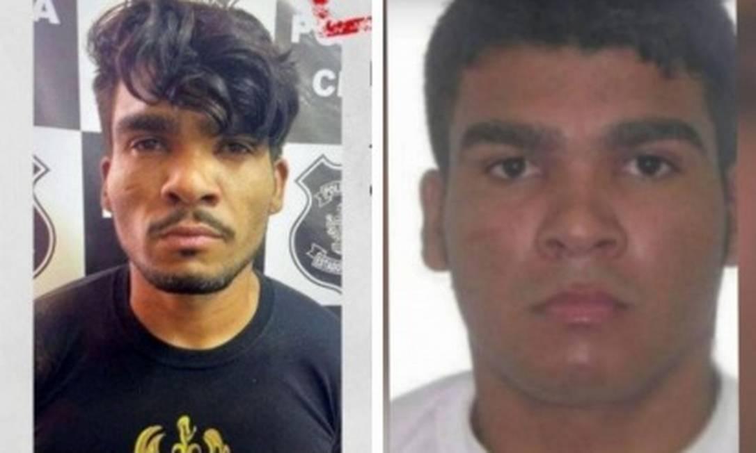 Lázaro Barbosa Souza é procurado pela polícia Foto: Reprodução