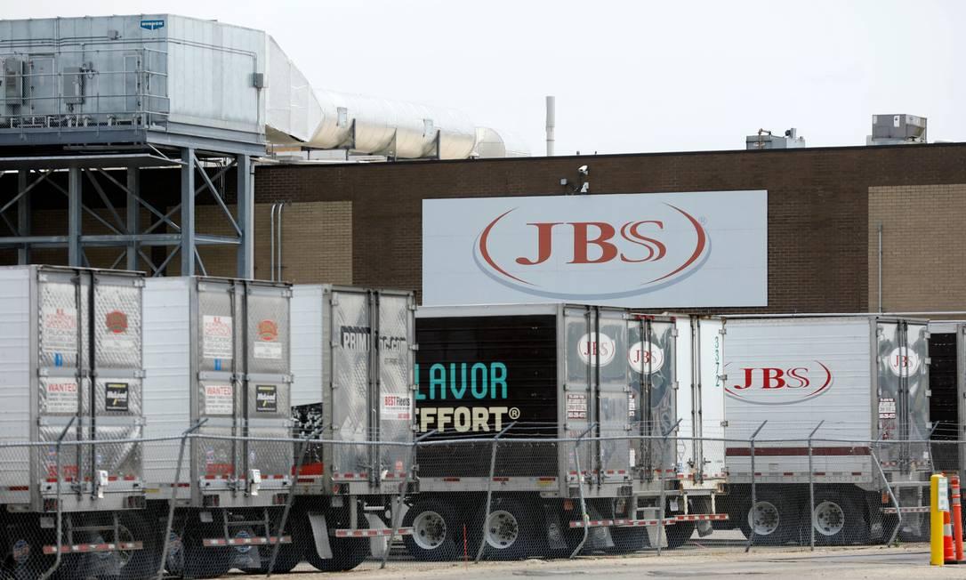 JBS compra indústria de alimentos do Reino Unido Foto: JEFF KOWALSKY / AFP