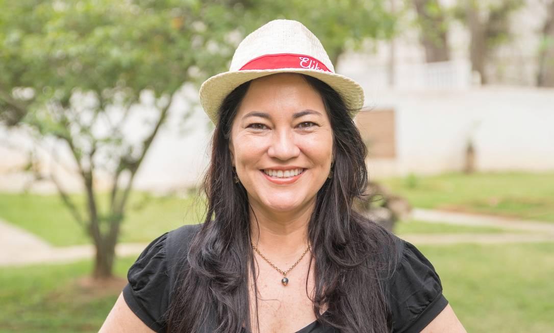 """Elika Takimoto é autora do livro """"Como dialogar com um negacionista"""" Foto: Divulgação/Silvio de Almeida"""