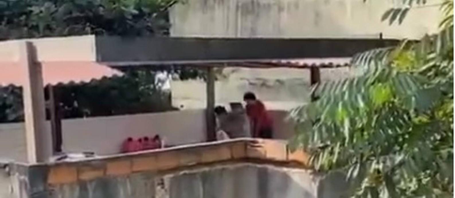 Moradores da Freguesia acusam vizinha de maus tratos a vários cachorros Foto: Reprodução