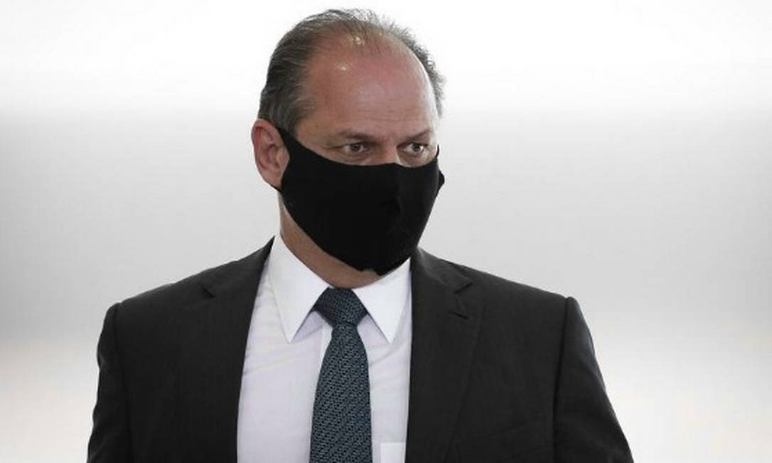 Deputado e lider do Governo Ricardo Barros Foto: Pablo Jacob / Agência O Globo
