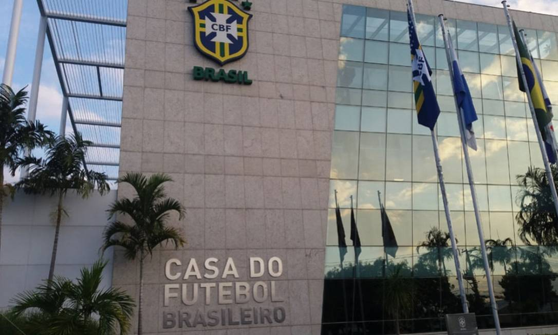 CBF teve participação direta na implosão das iniciativas do passado Foto: Lucas Figueiresa/CBF