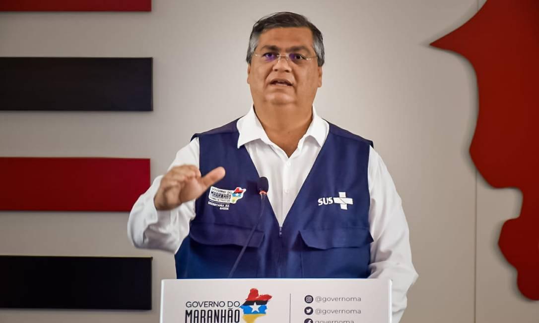 O governador do Maranhão, Flávio Dino 12/03/2021 Foto: Divulgação