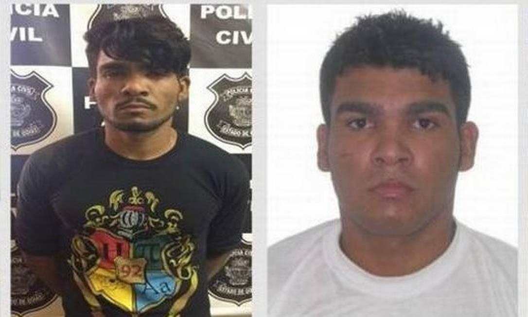 Lázaro Barbosa é suspeito de cometer assassinatos e estupros em Goiás e Distrito Federal Foto: Divulgação