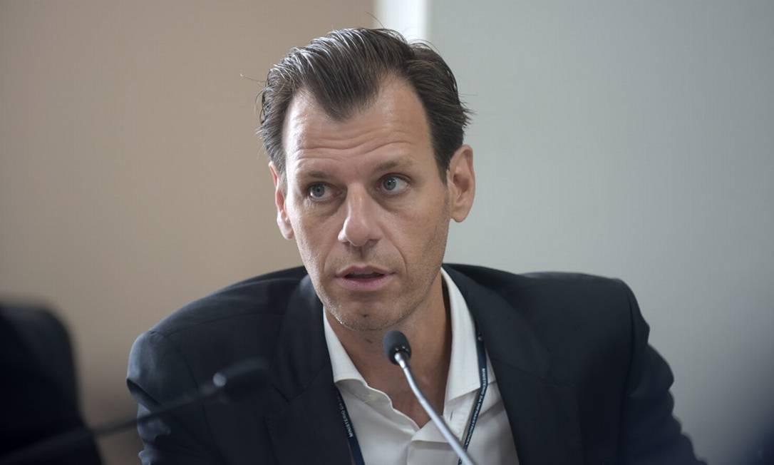 Secretário de Aviação Civil, Ronei Saggioro Glanzmann, disse que a retomada será puxada pelos voos domésticos Foto: Duvulgação