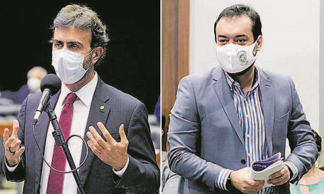 Freixo críticas ao governador e à relação com Bolsonaro. Castro vai intensificar ataques a o deputado nas redes Foto: PABLO VALADARES/CÂMARA DOS DEPUTADOS - GABRIEL DE PAIVA