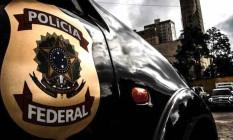Veículo da Polícia Federal Foto: Divulgação