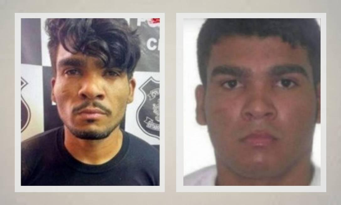 Lázaro Barbosa Sousa é procurado pela polícia Foto: Reprodução