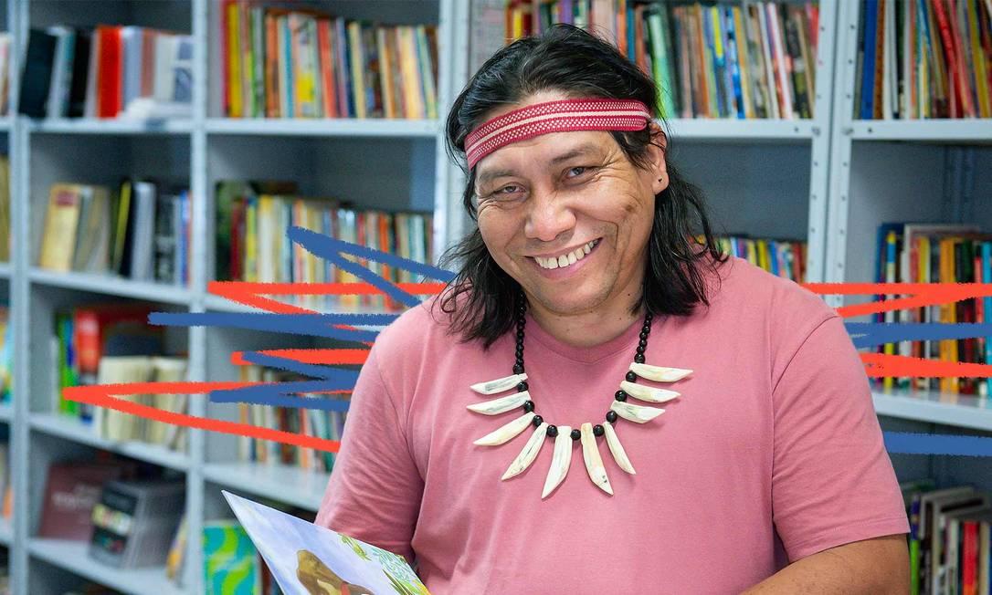 Daniel Munduruku Foto: Divulgação