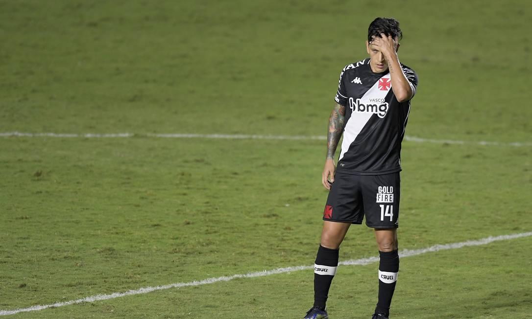 Diretoria do Vasco decide medidas legais contra ameaça a jogadores
