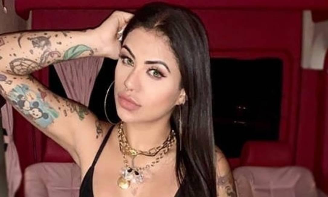 Mc Marcelly acusou ex de agressão Foto: Reprodução