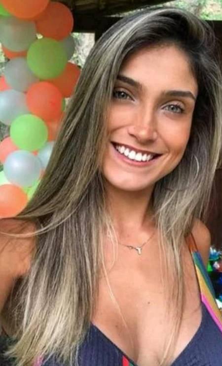 Nathalia estava desaparecida desde a última segunda-feira (21). Parentes e amigos já haviam divulgado cartazes em redes sociais em busca de informações Foto: Reprodução / internet