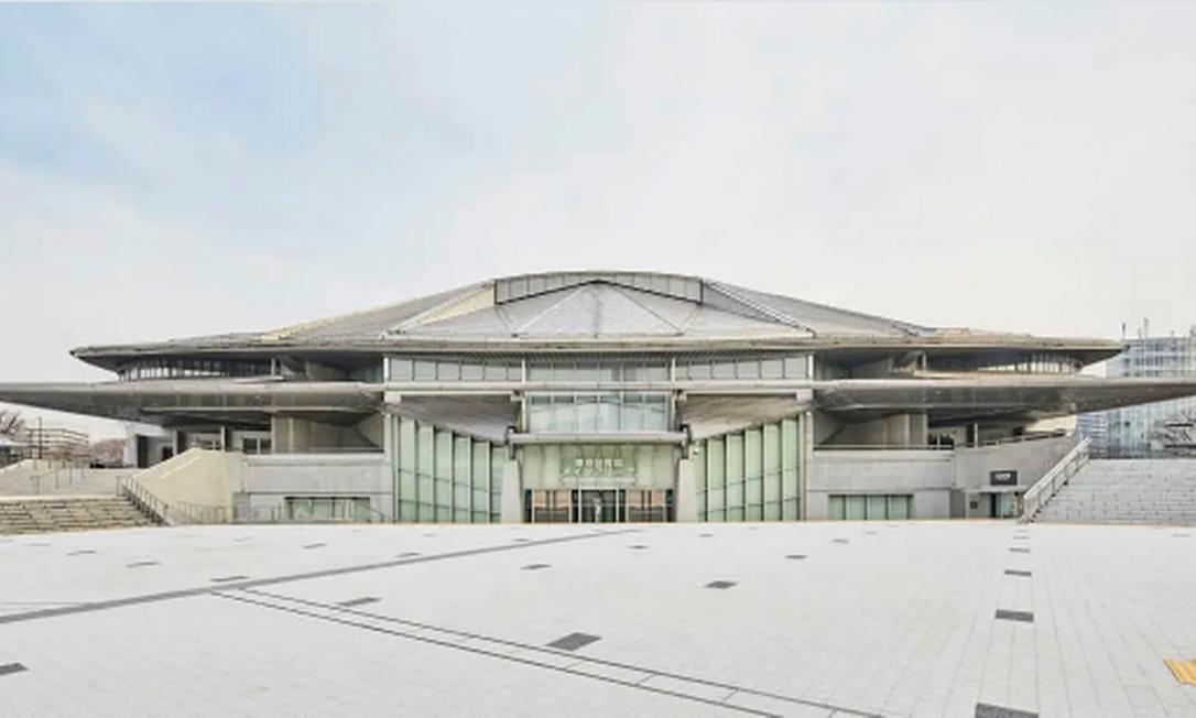 O Ginásio Metropolitano de Tóquio será reaproveitado após ser usado nos Jogos de 1964. Naquela ocasião, sediou as modalidades de polo aquático e ginástica. Agora, servirá para o tênis de mesa. Sua capacidade é de 7 mil pessoas Foto: Divulgação