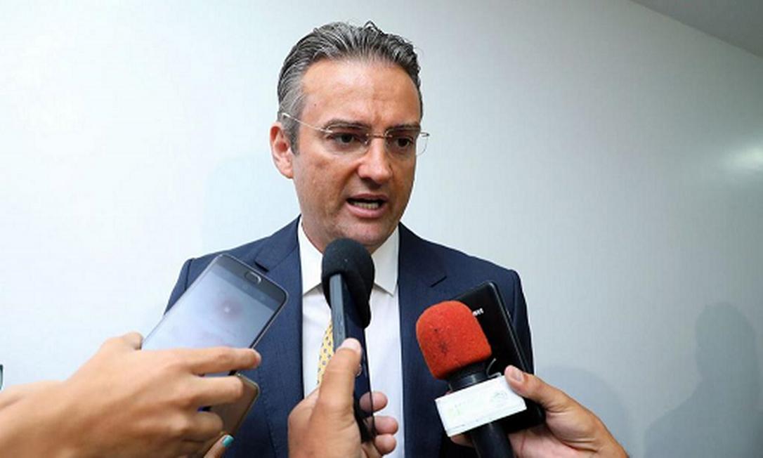 O ex-diretor da Polícia Federal Rolando Alexandre de Souza Foto: Reprodução