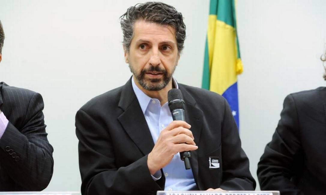 Joaquim Álvaro Pereira Leite participa de audiência pública na Câmara Foto: Cleia Viana/Câmara dos Deputados/08-08-2019
