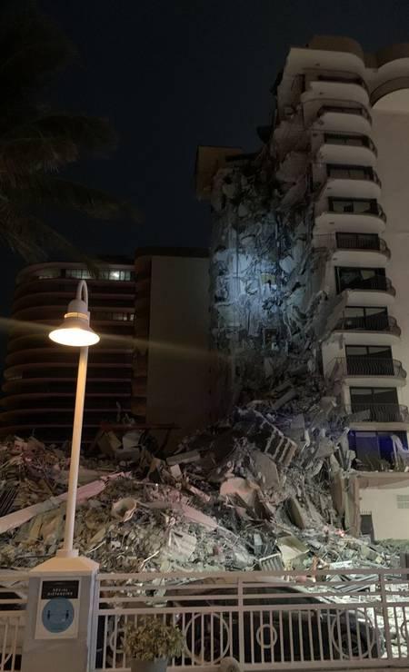 Unidades de um a quatro quartos têm preços que variam de US$ 600 mil a US$ 700 mil, até R$ 3,5 milhões na cotação atual do câmbio Foto: Polícia de Miami Beach