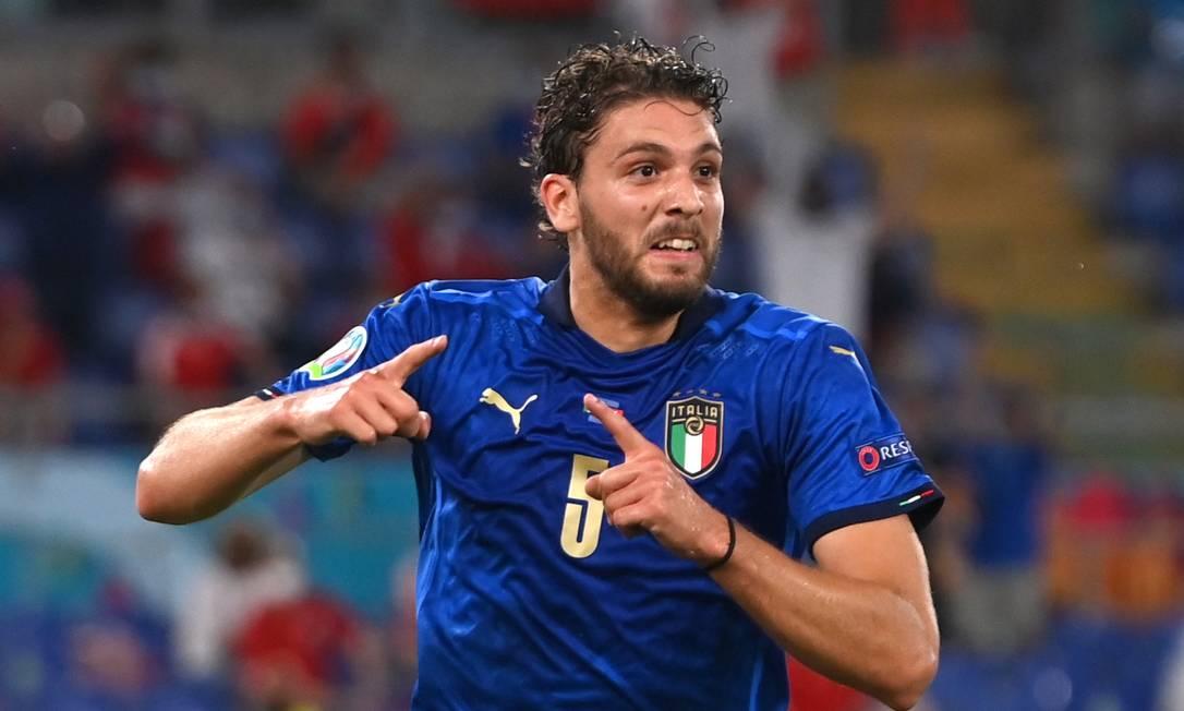 Locatelli, centrocampista Italia, Foto: Mike Hewitt/Paul via Reuters