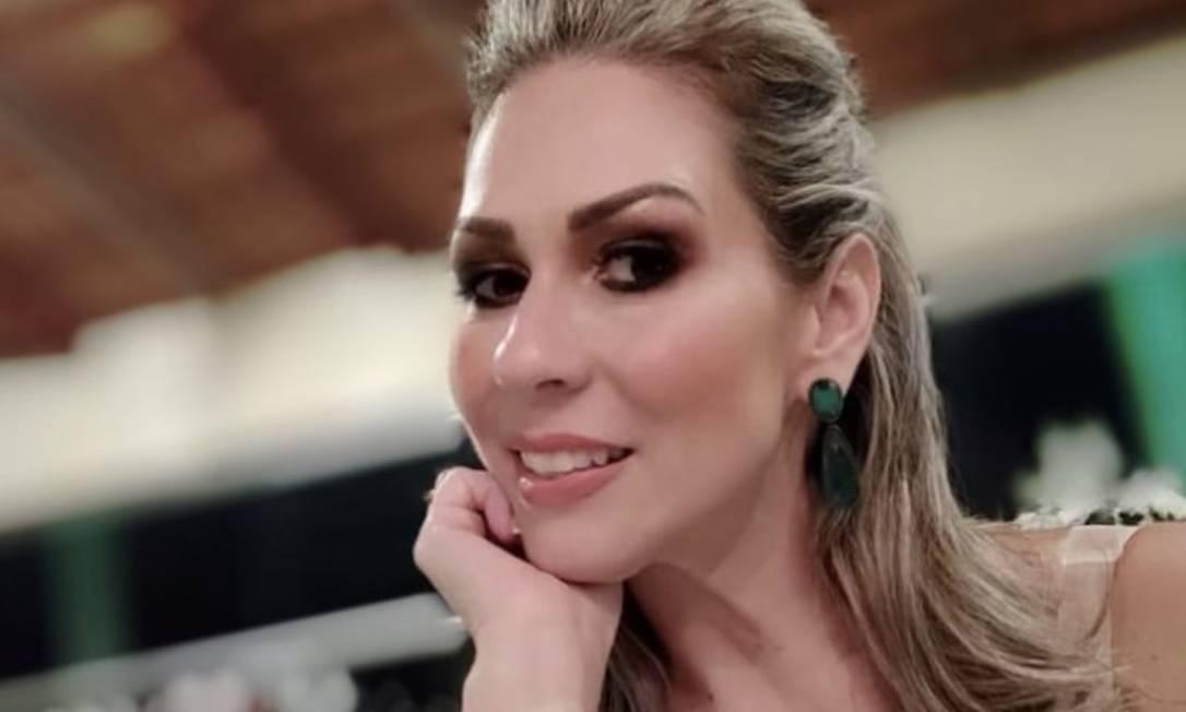 Janaína Castro Souza Pourchet foi encontrada morta na residência em que morava Foto: Instagram / Reprodução