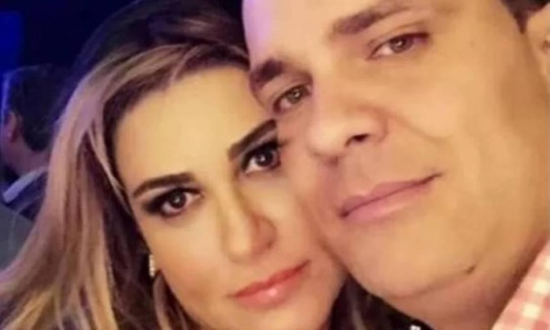 Anne Frigo e Vitor Lúcio Jacinto Foto: Reprodução
