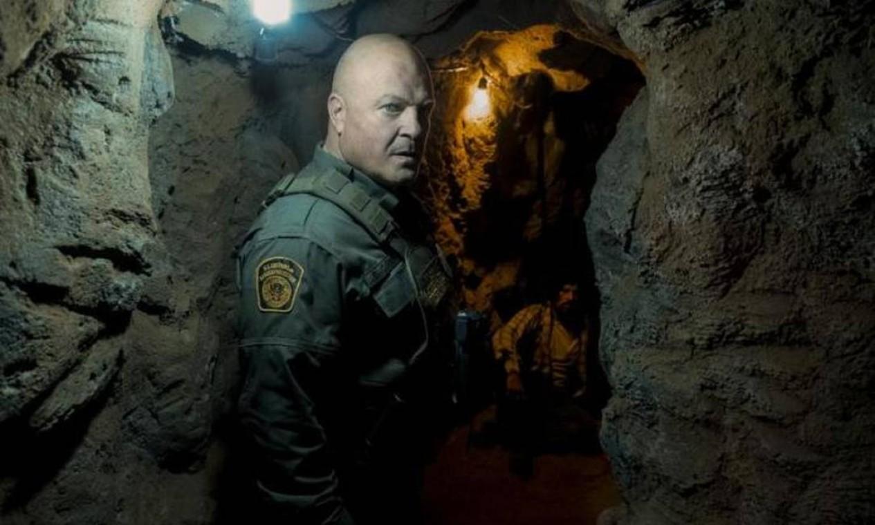 'Coyote', série no Globoplay. Foto: Divulgação