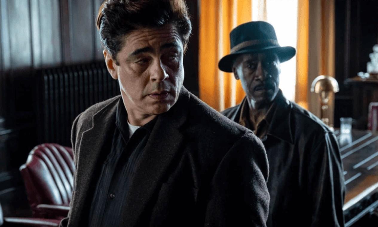 'Nem um passo em falso', filme da HBO Max. Foto: Divulgação