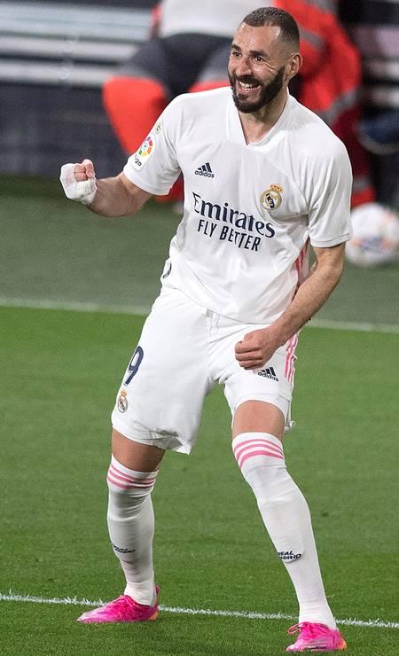 Karim Benzema - Atacante - França Foto: JORGE GUERRERO / AFP