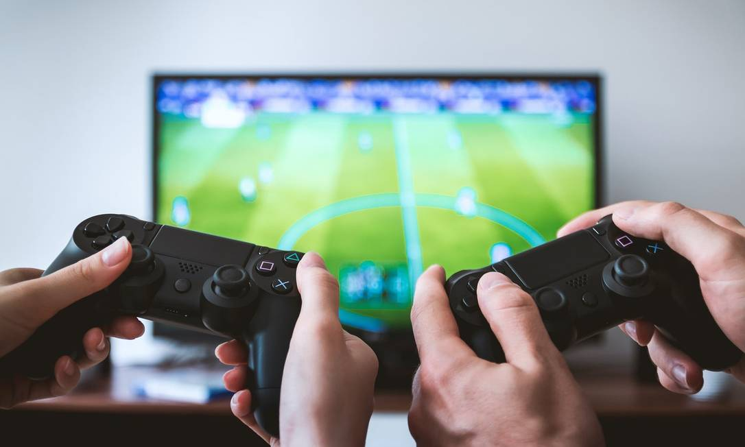 Console pode ser mais barato do que PC, mas jogos são mais caros Foto: Pexels