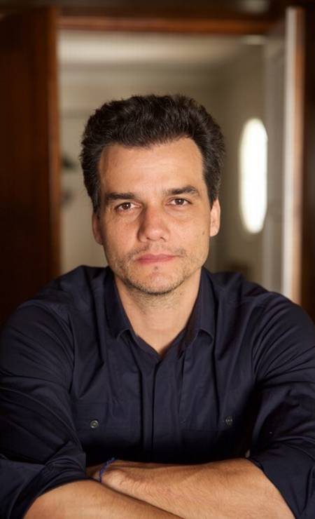 Wagner Moura, ator e diretor Foto: Sandra Delgado