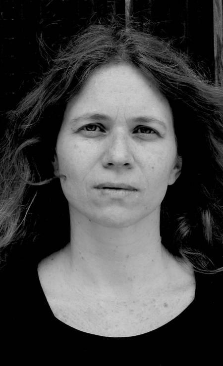 Karen Akerman, montadora de filmes Foto: Divulgação