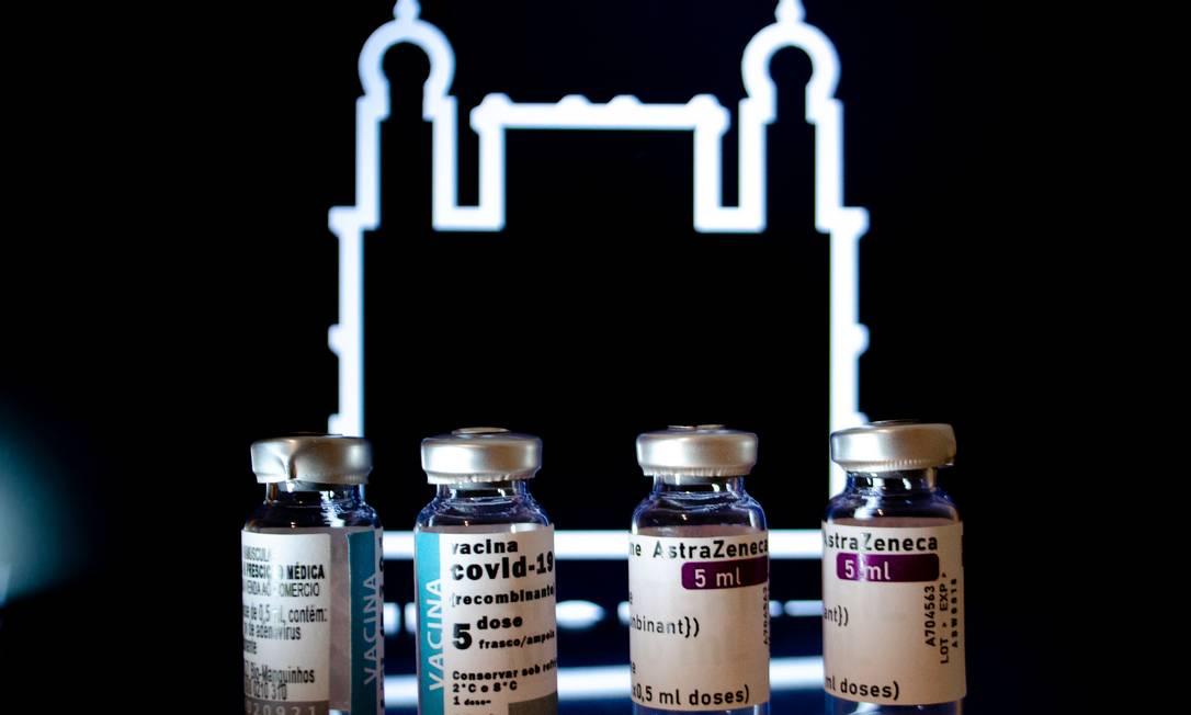 IFA adicional será suficiente para produção de mais 70 milhões de doses Foto: Kevin David/A7 Press / Agencia O Globo
