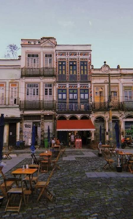 Bafo da Prainha, novo bar do dono da Casa Porto Foto: Divulgação