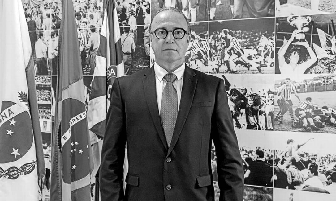 Presidente do Coritiba, Renato Follador Foto: Divulgação
