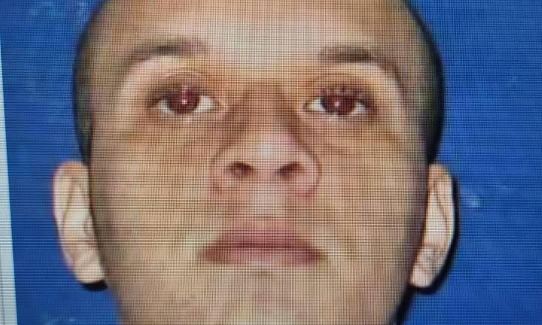 André Henrique da Silva Souza, o Zoio, ex-PM vítima de uma emboscada na Gardênia Azul Foto: Reprodução