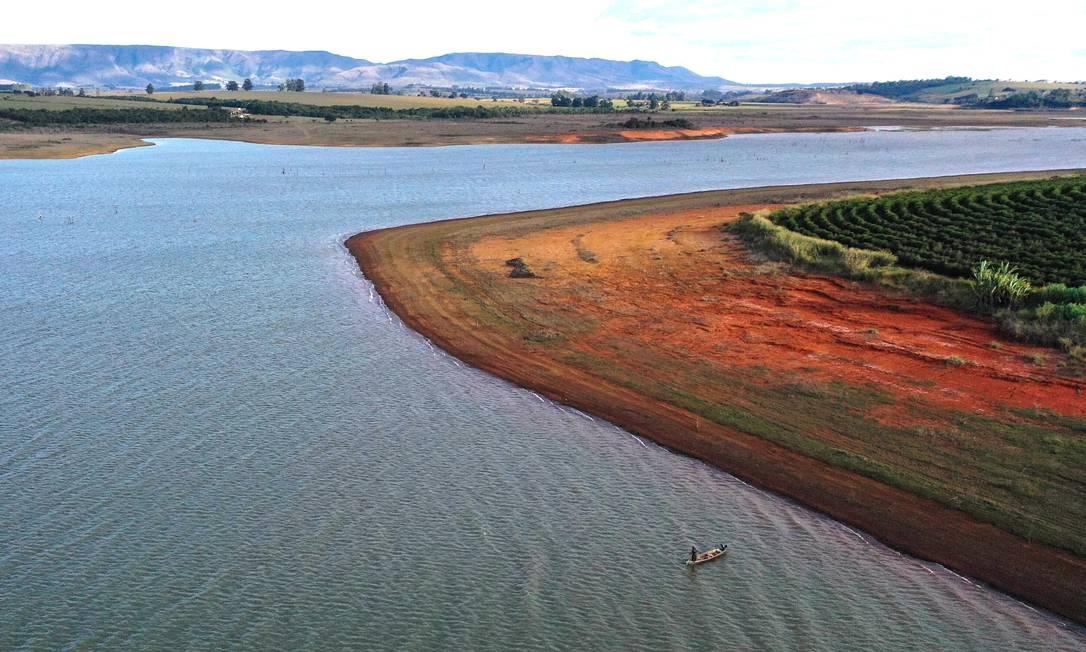 A Agência Nacional de Águas enviou o relatório sobre barragens ao Conselho Nacional de Recursos Hídricos (CNRH) Foto: Joel Silva / Agência O Globo
