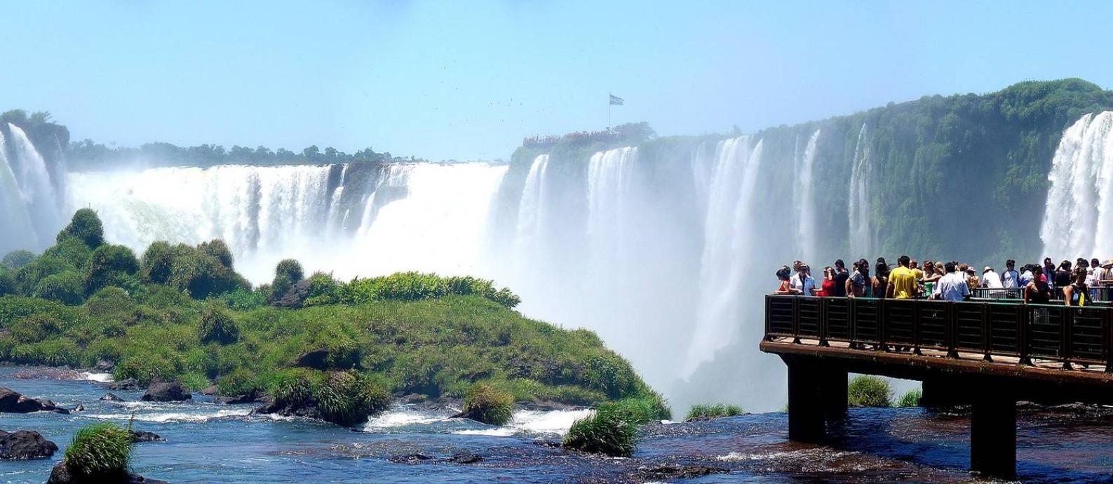 Cataratas do Iguaçu Foto: Creative Commons