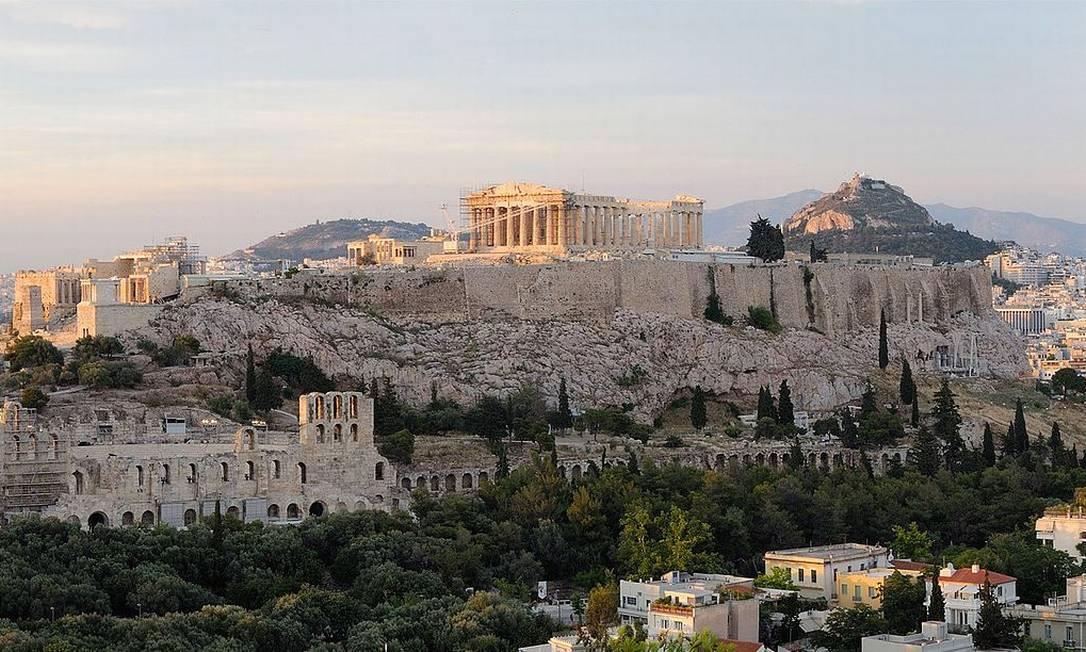 Atenas, Grécia Foto: Creative Commons