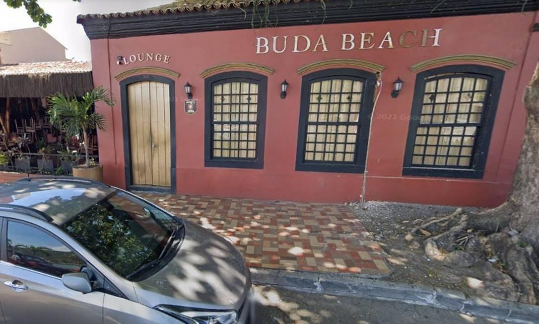 A entrada da boate em Cabo Frio Foto: Reprodução / Google Street View