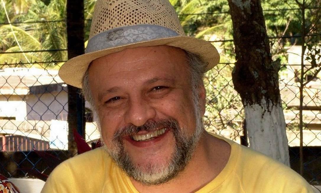O produtor e arranjador Ruy Quaresma, em 2005 Foto: Márcia Moreira / Divulgação
