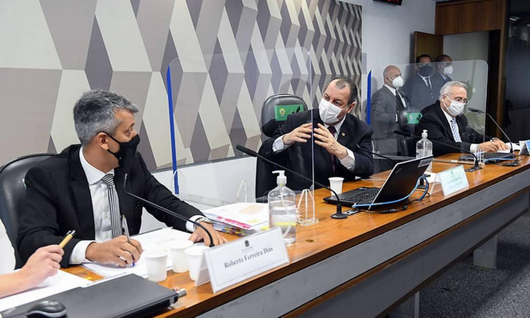 CPI da Covid: Omar dá ordem de prisão a Roberto Dias por suposto falso  testemunho - Jornal O Globo