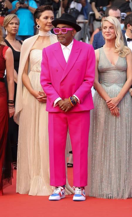 Spike Lee em Louis Vuitton Foto: Getty Images