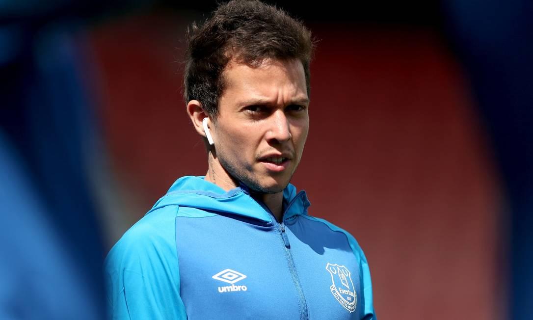 Bernard continuou na equipe ucraniana até se transferir para seu clube atual, o Everton, da Ingaterra, em 2018. Ele tem 28 anos Foto: Agência O Globo